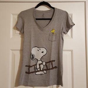 ☆2/$30☆ Peanuts Snoopy T Shirt